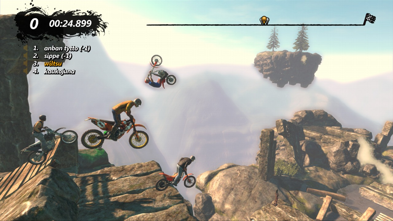 Trials Evolution Gold Edition SKIDROW