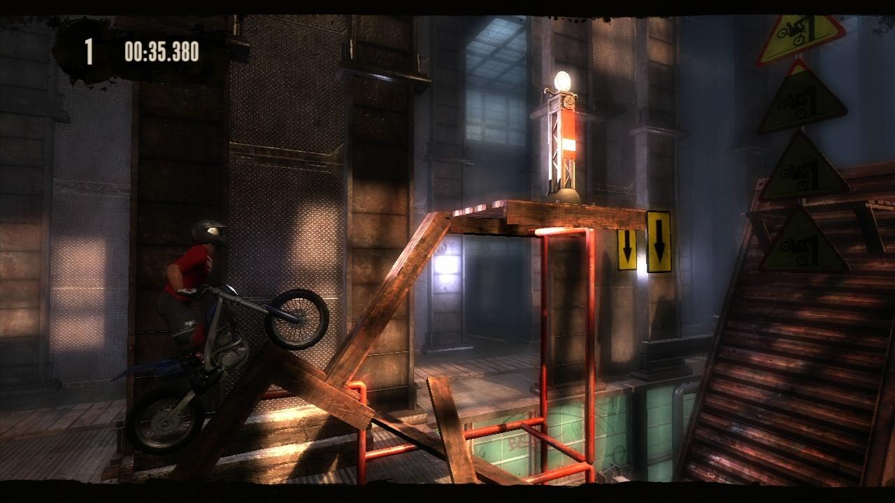Trials Arcade Game For an Arcade Game Trials hd