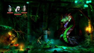 Test Trine 2 Xbox 360 - Screenshot 44