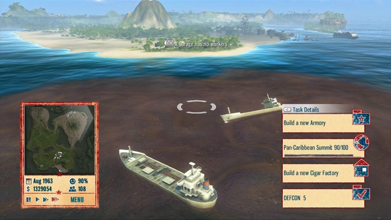 Tropico 4- Xbox 360