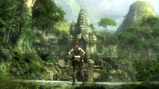 Test Tomb Raider Underworld Xbox 360 - Screenshot 89