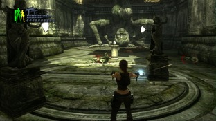 Test Tomb Raider Underworld Xbox 360 - Screenshot 91