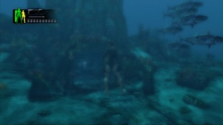 Test Tomb Raider Underworld Xbox 360 - Screenshot 95