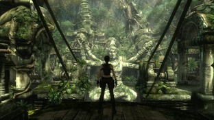 Test Tomb Raider Underworld Xbox 360 - Screenshot 97