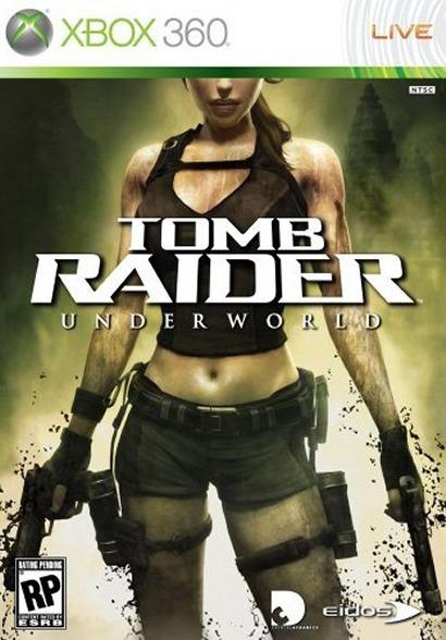 Tomb Raider Underworld PAL REGION FREE MULTI5 XBOX360 preview 0