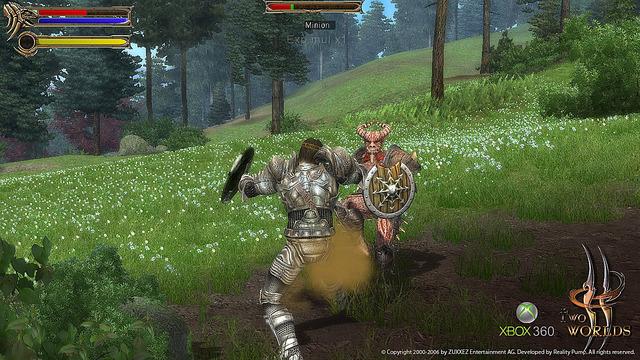 [Xbox 360/PC] Two World, Zuxxez Entertainment/Reality Pump Twwox3001