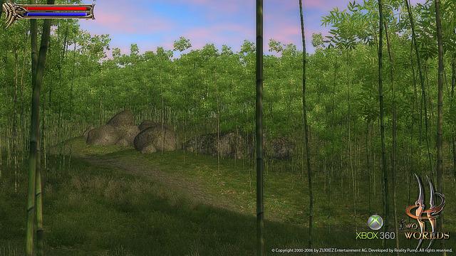 [Xbox 360/PC] Two World, Zuxxez Entertainment/Reality Pump Twwox3005