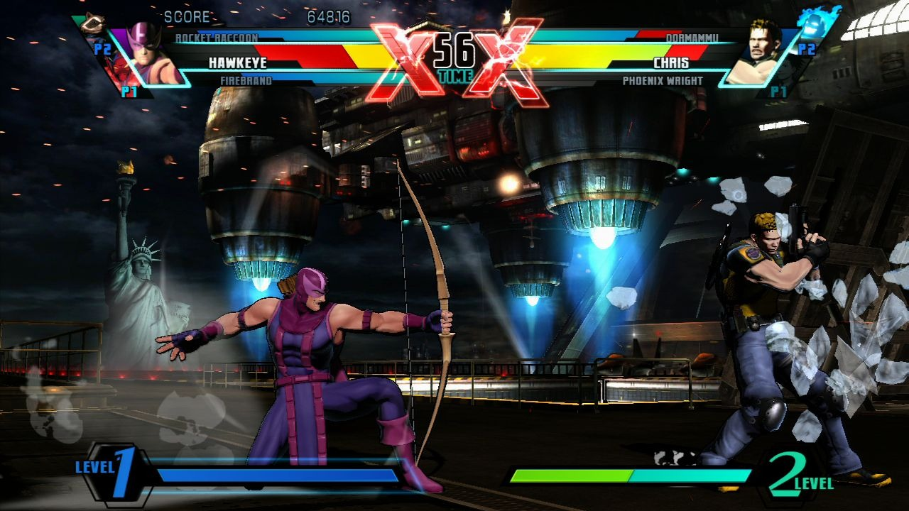 Ultimate Marvel vs Capcom 3- Xbox 360