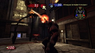 Test Unreal Tournament III Xbox 360 - Screenshot 29