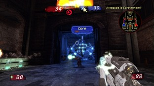 Test Unreal Tournament III Xbox 360 - Screenshot 30