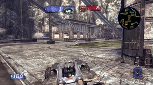 Test Unreal Tournament III Xbox 360 - Screenshot 31