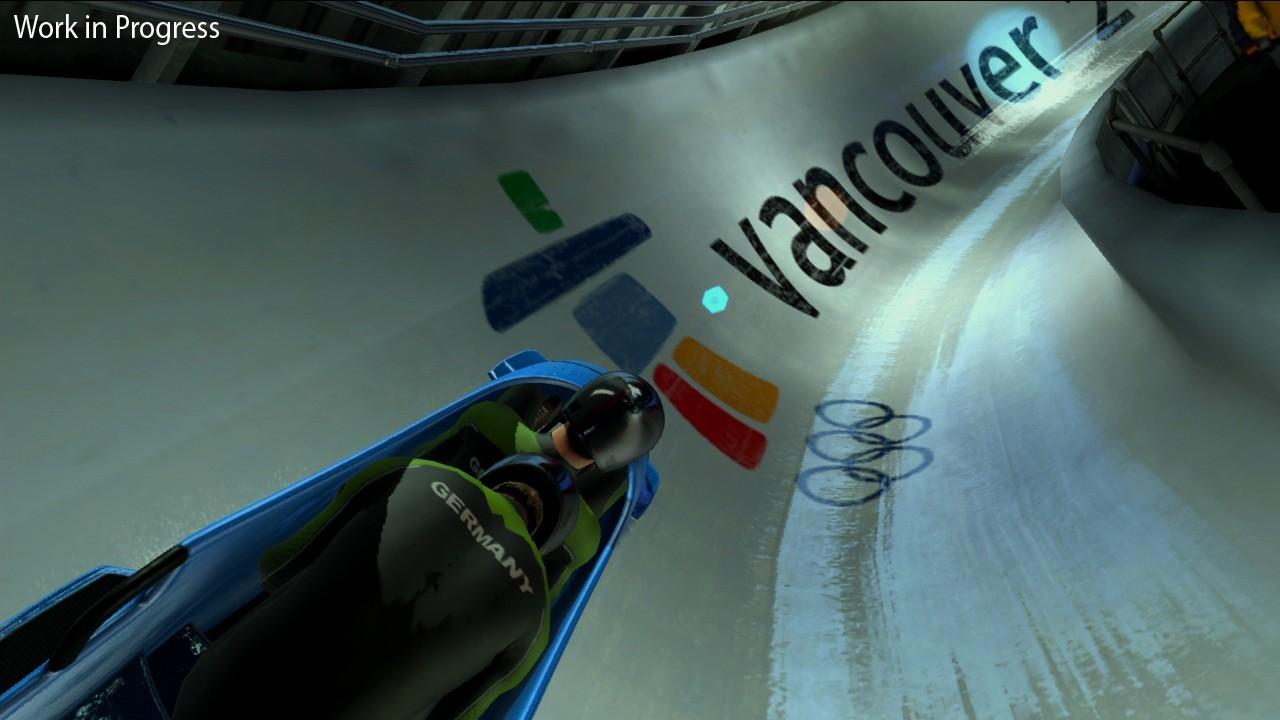 Images Vancouver 2010 : Le Jeu Vidéo Officiel des Jeux Olympiques