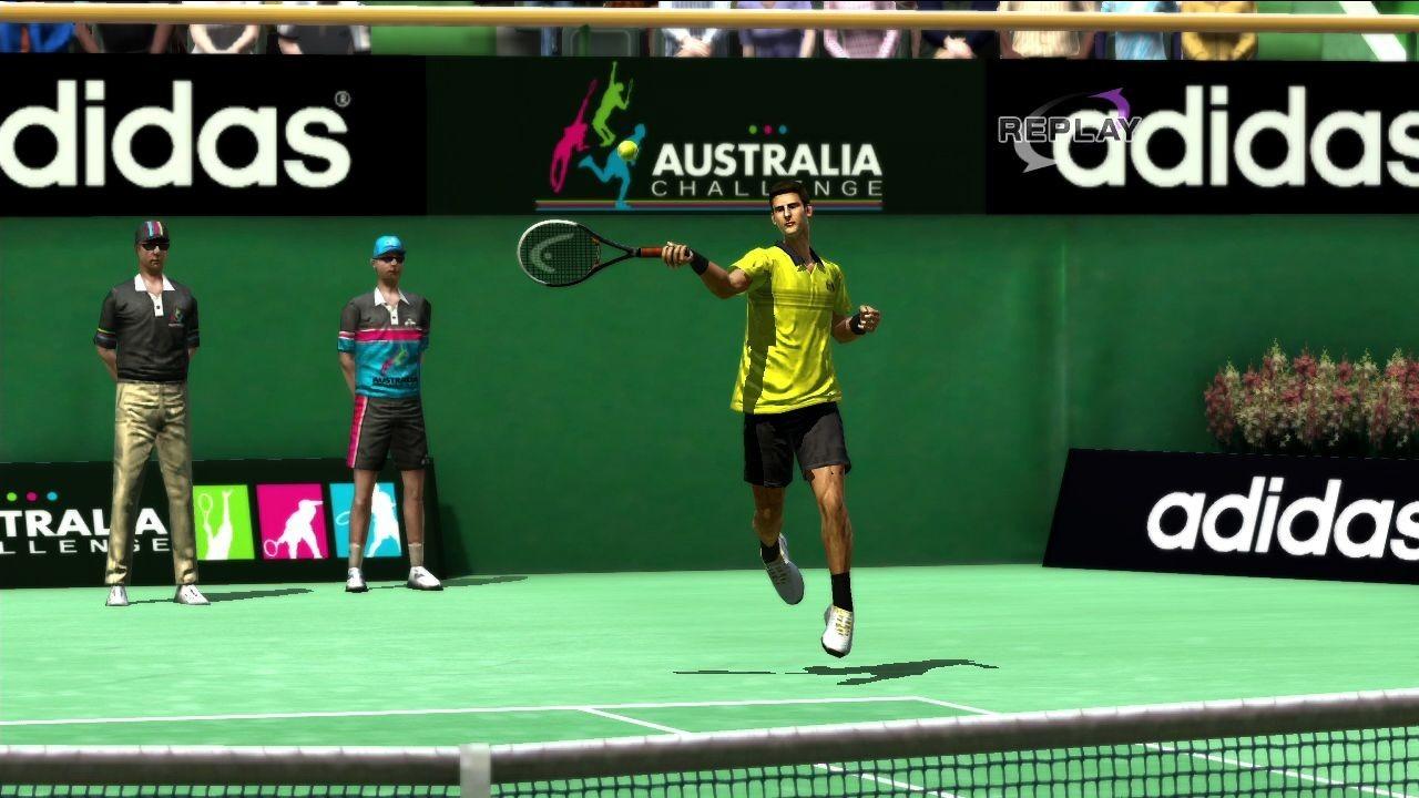 Telecharger virtua tennis