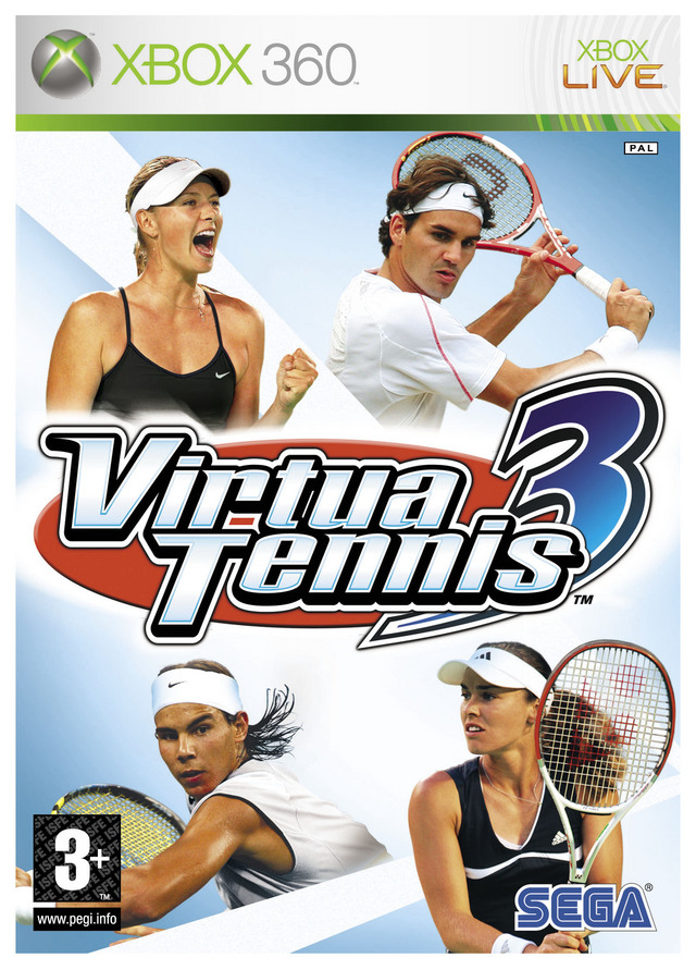 Virtua Tennis 4 | Xbox 360 | Multi Lien