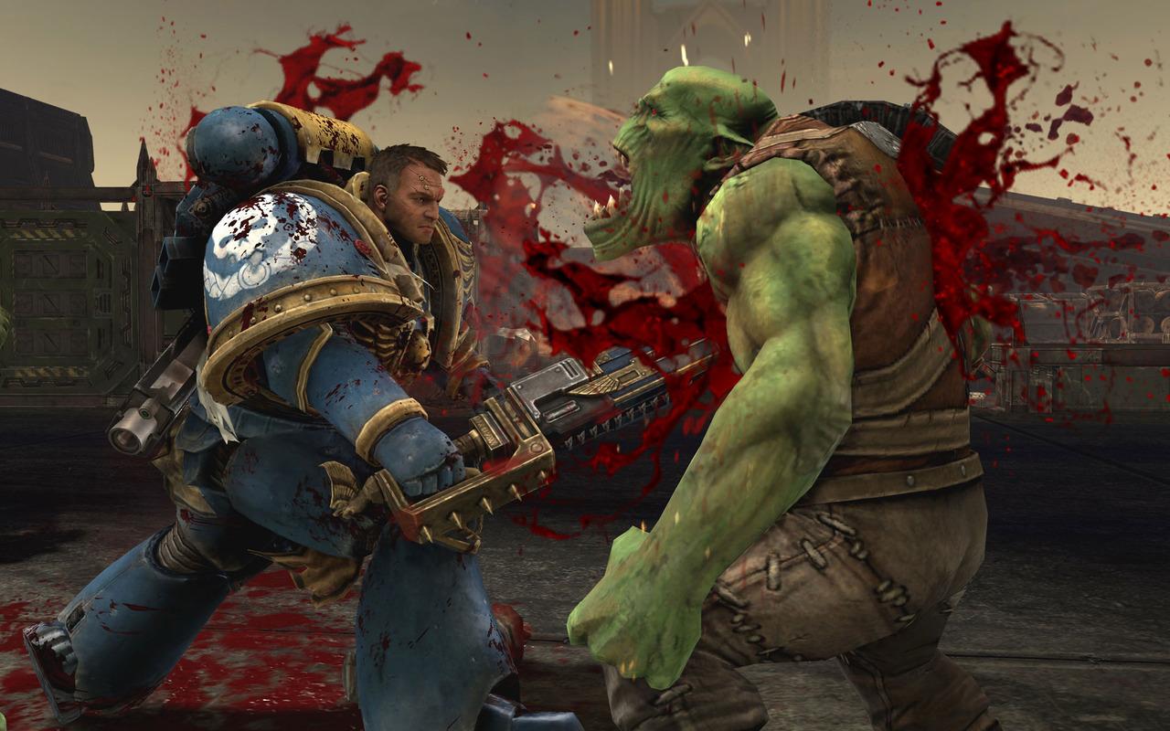 Warhammer 40.000 : Space Marine- Xbox 360