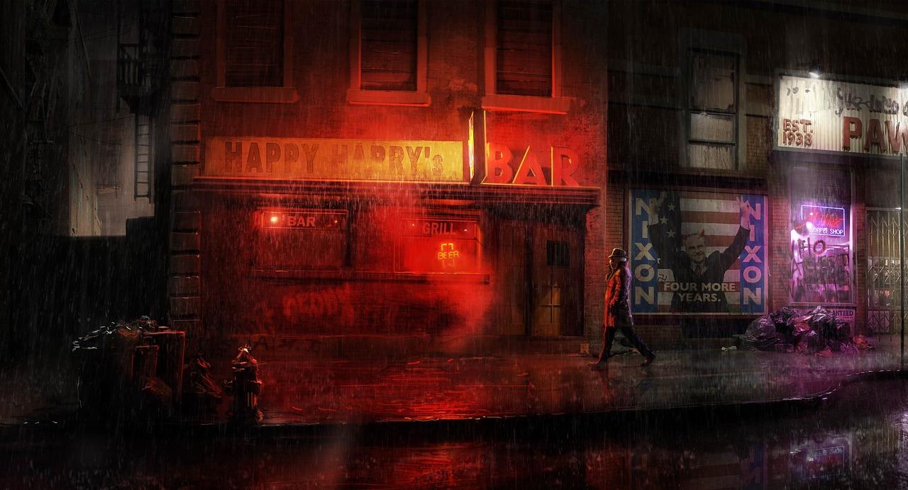 Watchmen : La Fin Approche