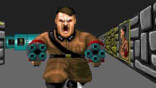 Wolfenstein 3D 360 - Screenshot 1
