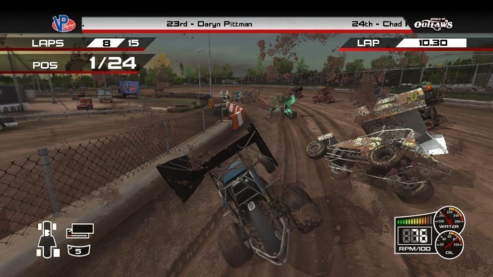 Sprint car games xbox 360