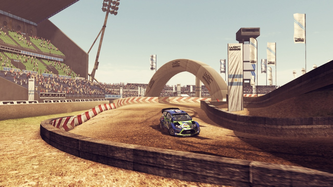 WRC 2 FIA World Rally Championship Xbox 360