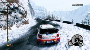 WRC 3 Xbox 360