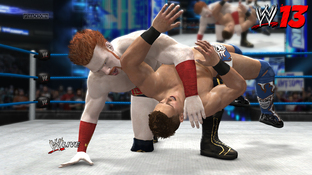 Aperçu WWE'13 Xbox 360 - Screenshot 65
