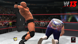 Aperçu WWE'13 Xbox 360 - Screenshot 66