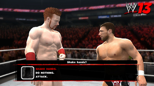 Images de WWE'13 : Le mode Universe