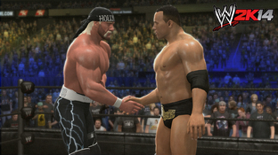 Aperçu WWE 2K14 - GC 2013 Xbox 360 - Screenshot 29