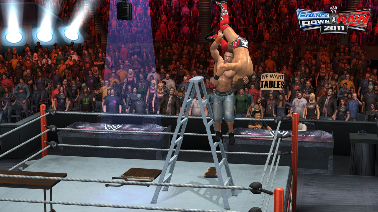 [XBOX360] WWE SmackDown! vs. Raw 2011 [2010/ENG]