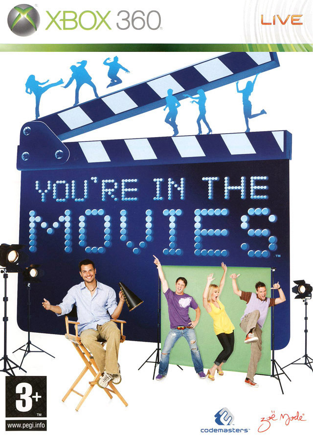 You're in the Movies [PAL] [MULTI]