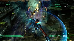 Test Zone of the Enders HD Collection Xbox 360 - Screenshot 84