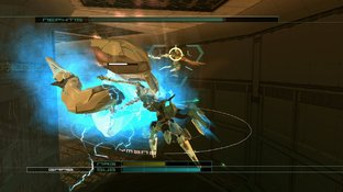 Test Zone of the Enders HD C