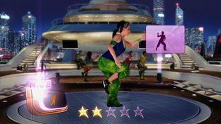 Test Zumba Fitness Core Xbox 360 - Screenshot 6
