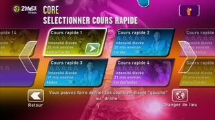 Test Zumba Fitness Core Xbox 360 - Screenshot 8