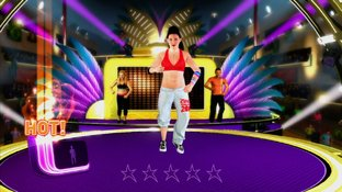 Test Zumba Fitness Rush Xbox 360 - Screenshot 14
