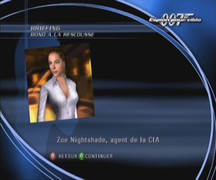 Test James Bond 007 : Espion Pour Cible Xbox - Screenshot 8
