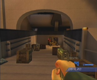Test James Bond 007 : Espion Pour Cible Xbox - Screenshot 16
