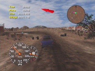 Test 4x4 Evo 2 Xbox - Screenshot 1