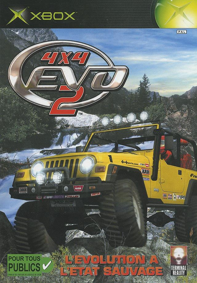 Download Free: 4x4 EVOLUTION 2 XBOX
