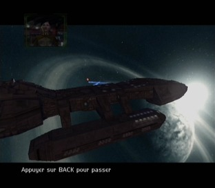 Test Battlestar Galactica Xbox - Screenshot 8