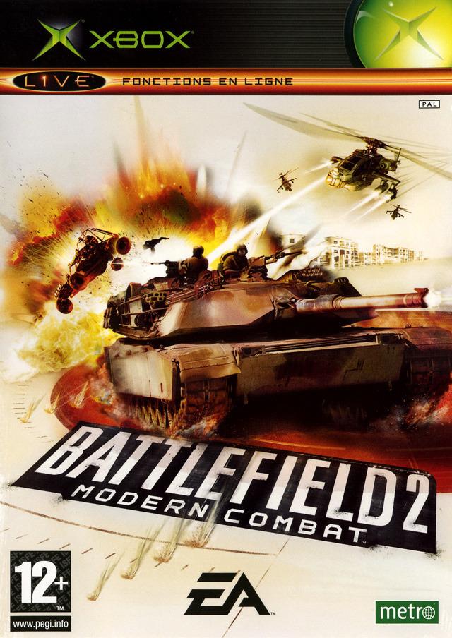 battlefield 2 modern combat sur xbox. Black Bedroom Furniture Sets. Home Design Ideas