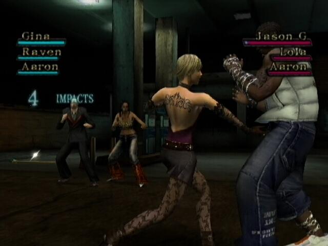 BEAT DOWN : Fists of Vengeance Bdfvxb030