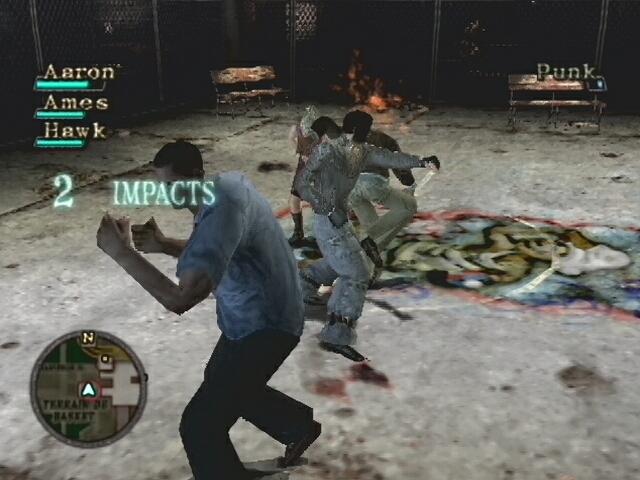 BEAT DOWN : Fists of Vengeance Bdfvxb041