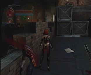 Test Blood Rayne 2 Xbox - Screenshot 1