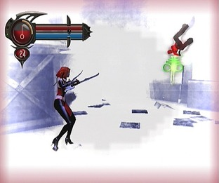 Test Blood Rayne 2 Xbox - Screenshot 2