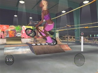 Test BMX XXX Xbox - Screenshot 2