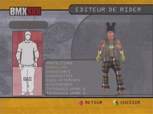 Test BMX XXX Xbox - Screenshot 3