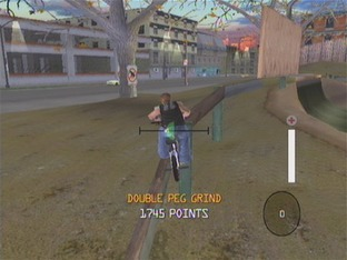 Test BMX XXX Xbox - Screenshot 4