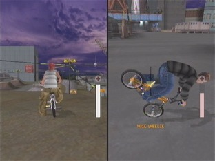 Test BMX XXX Xbox - Screenshot 7