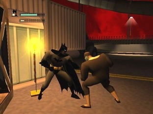 Test Batman Vengeance Xbox - Screenshot 10